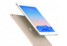 iPad Air 2 de couleur rose