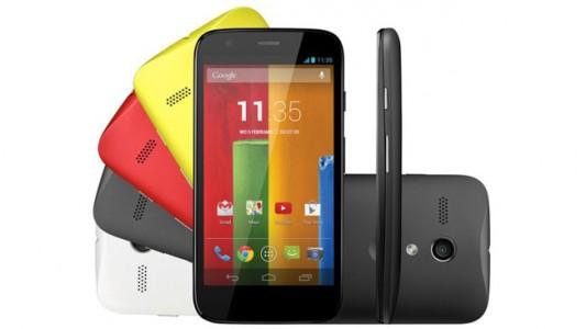 Test Motorola Moto G 4G, un bon smartphone � prix accessible ?