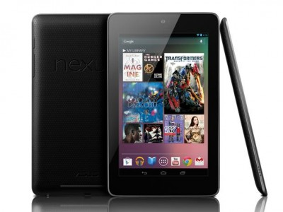 Test Google Nexus 7