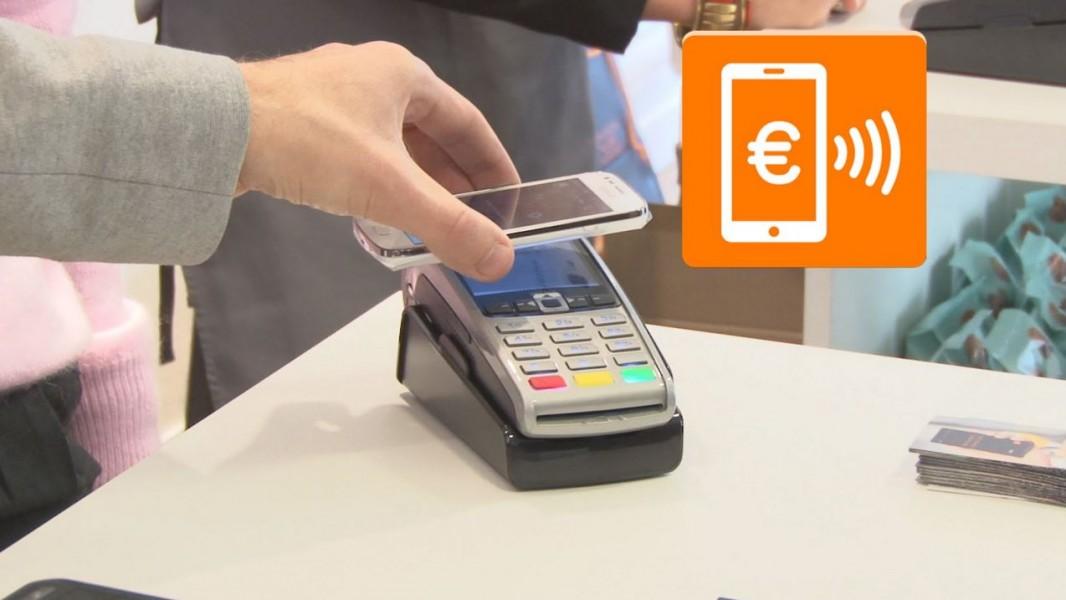 orange cash smartphone