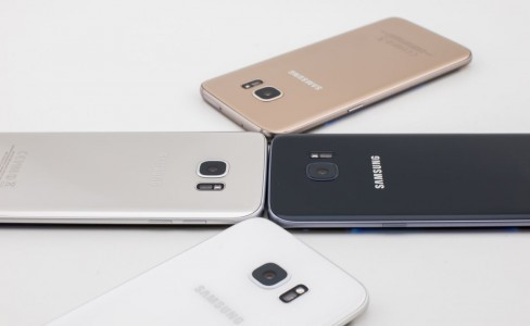 Test Samsung Galaxy S7, une simple mise � jour du S6 ?