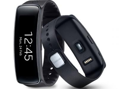 Test de la Samsung Gear Fit
