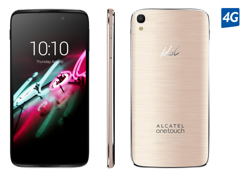 Alcatel One Touch Idol 3 Or
