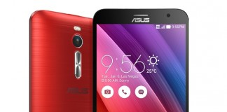 Asus zenfone 2 ZE551ML rouge
