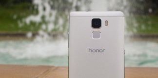 Honor 7 eau
