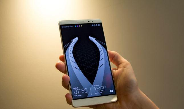 Huawei Mate 8 Or