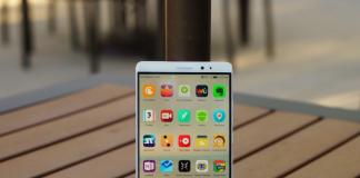 Huawei mate 8 table