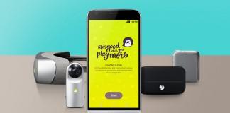 LG G5 disponible en précommande