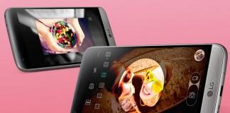 LG G5 en titane