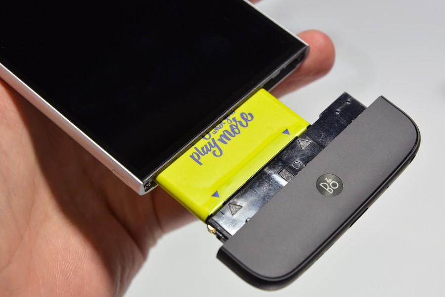 LG G5 modulable