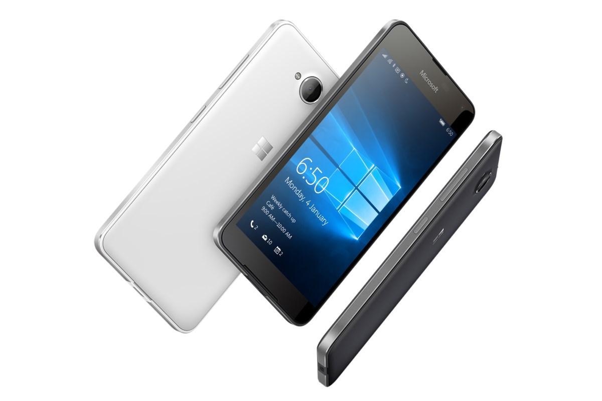 Microsoft Lumia 650 à Gagner