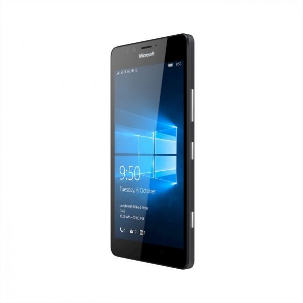 Microsoft Lumia 950 fond blanc