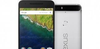 Nexus 6P Fond Blanc