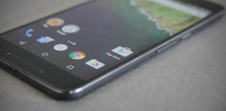 Nexus 6P gris