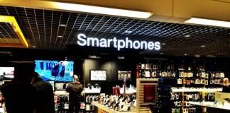Rayon smartphone