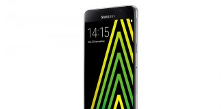 Samsung Galaxy A5 2016 Noir