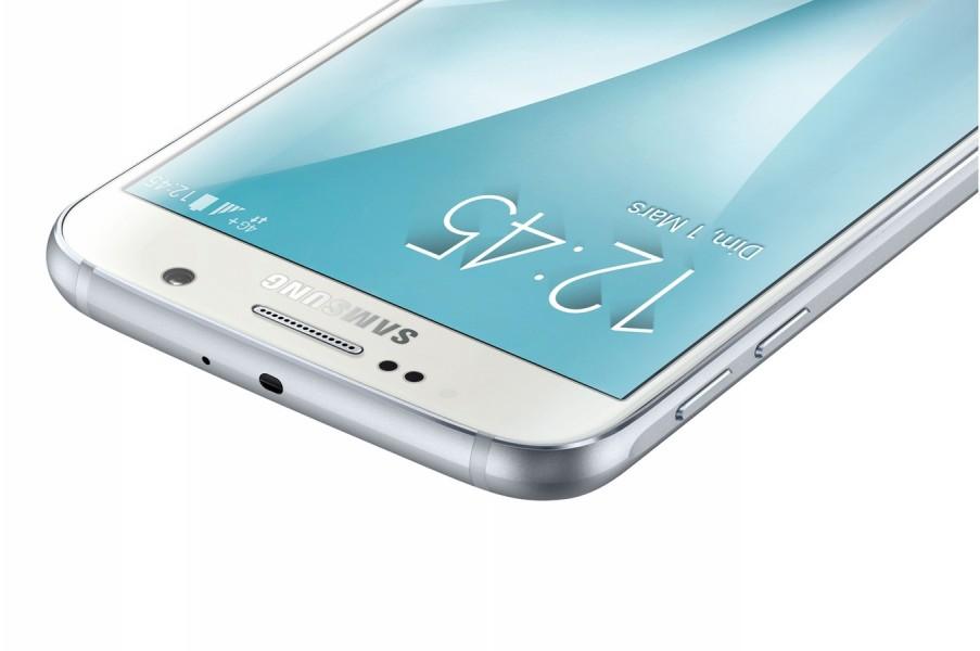 Samsung Galaxy S6 blanc