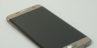 Samsung Galaxy S7 Edge doré