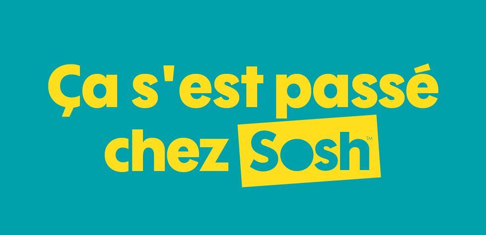 Sosh : lancement du forfait 50 Go à 9.99 euros et prolongation du forfait 20 Go à 4.99 euros