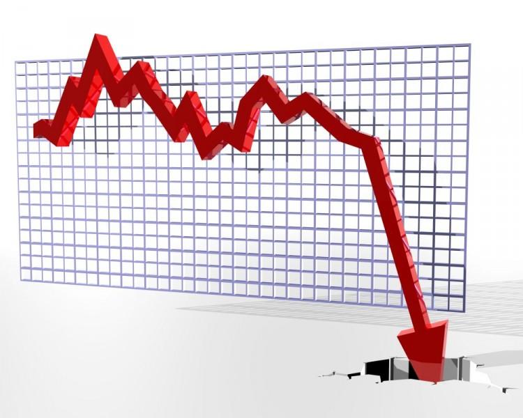 chute vente HTC
