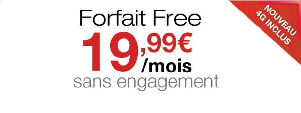 free mobile vous propose un forfait avec 50 go de data internet meilleur mobile. Black Bedroom Furniture Sets. Home Design Ideas