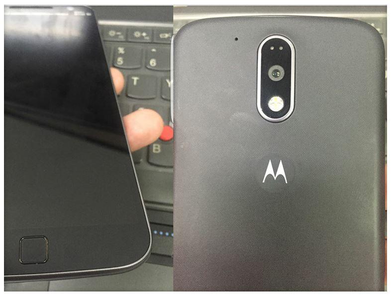 futur Motorola Moto G4