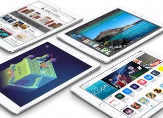 iPad Air 2 coloris