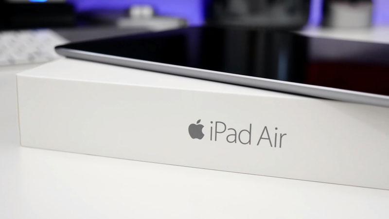 iPad air 2 gris sidéral