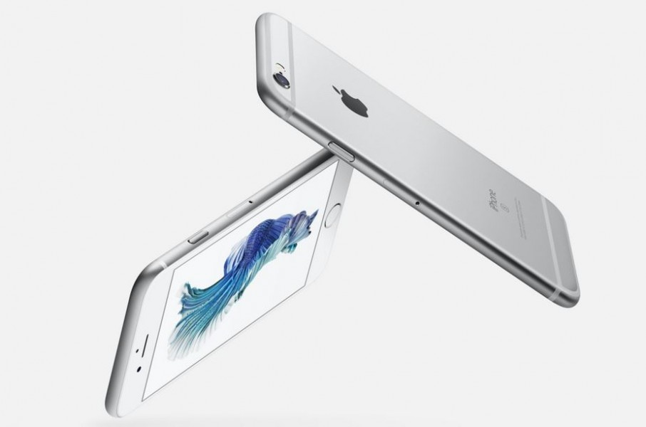 iPhone 6S couleur Argent