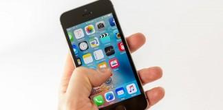 iPhone 6S fond blanc