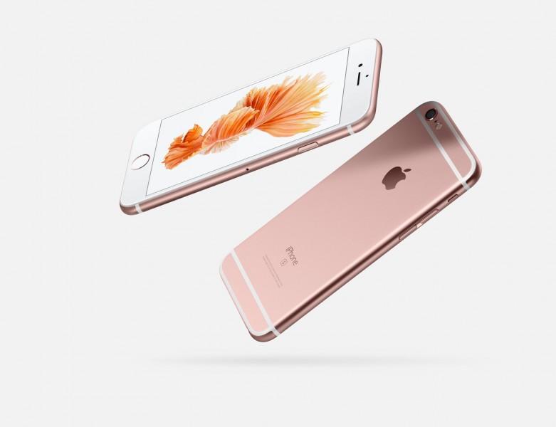 iPhone 6S plus or Rose