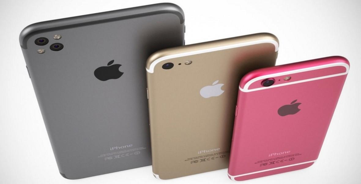 iPhone 7 Modèles