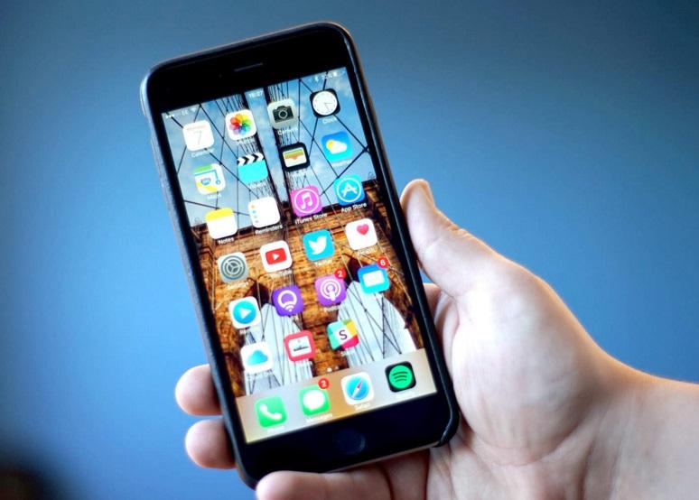 iPhone 7 Qualcomm