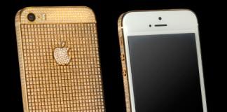 iPhone SE Goldgenie