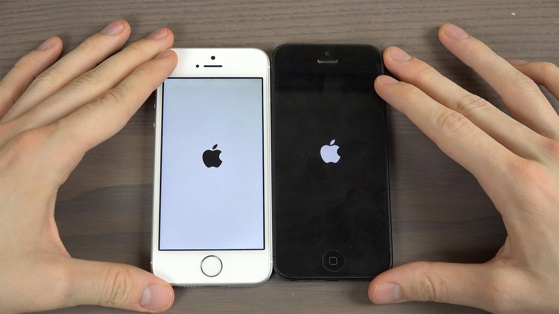 Apple Iphone 5 Vs 5s Vs Se