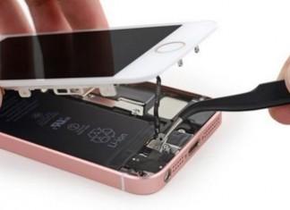iPhone SE réparation