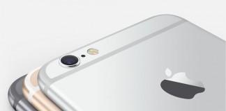 iphone 6S en argent