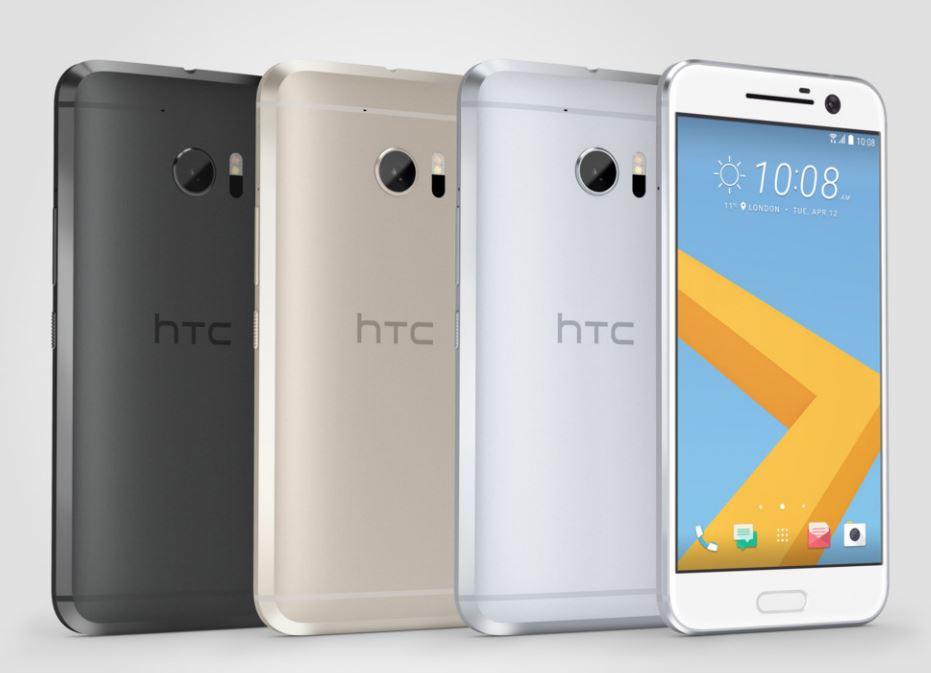 nouveau HTC 10