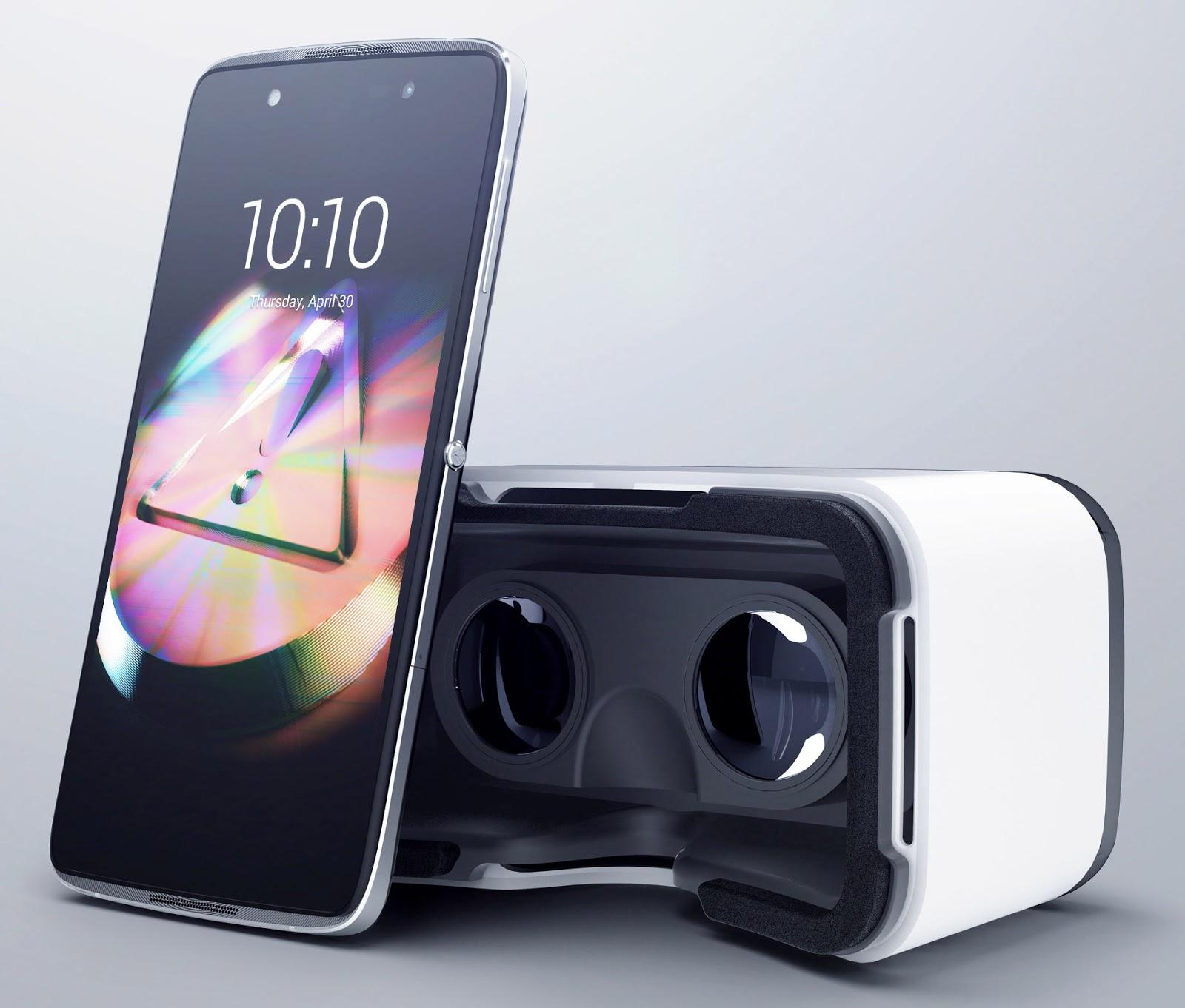 alcatel idol 4s re oit le 2e prix de l 39 innovation meilleur mobile. Black Bedroom Furniture Sets. Home Design Ideas