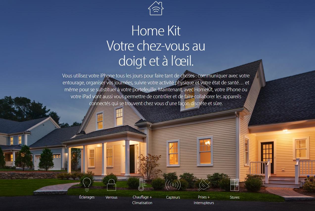 apple son application pour la maison d voil e lors du wwdc 2016 meilleur mobile. Black Bedroom Furniture Sets. Home Design Ideas