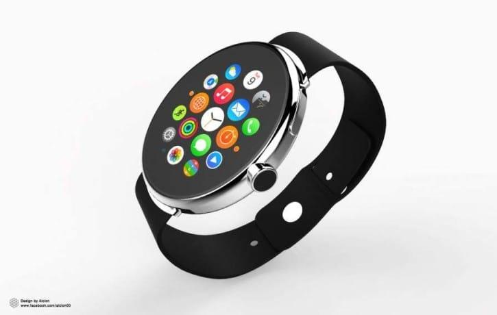 Apple Watch 2 concept