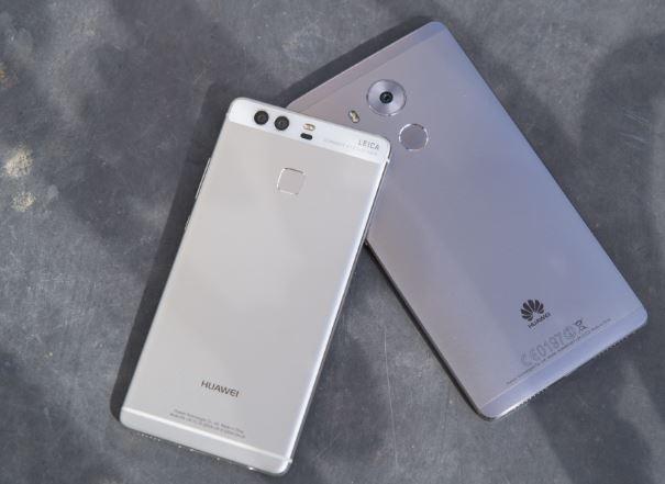 Huawei deux