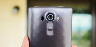 LG G4 en titane