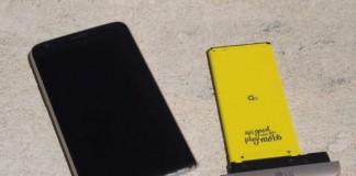 LG G5 module table
