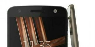 Motorola Moto X concept
