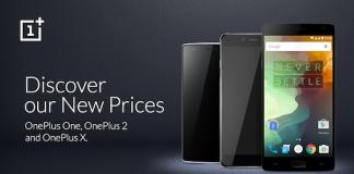 OnePlus diminue les prix de ses smartphones