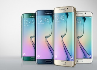 Samsung Galaxy S7 Edge coloris