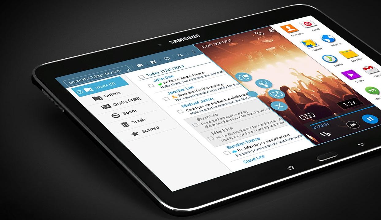 samsung galaxy tab 4 advanced une tablette 10 1 pouces en pr paration meilleur mobile. Black Bedroom Furniture Sets. Home Design Ideas