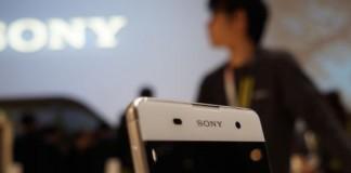 Sony floue