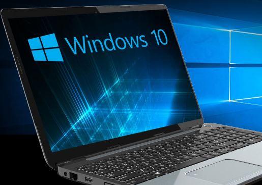 Windows 10 ordinateur